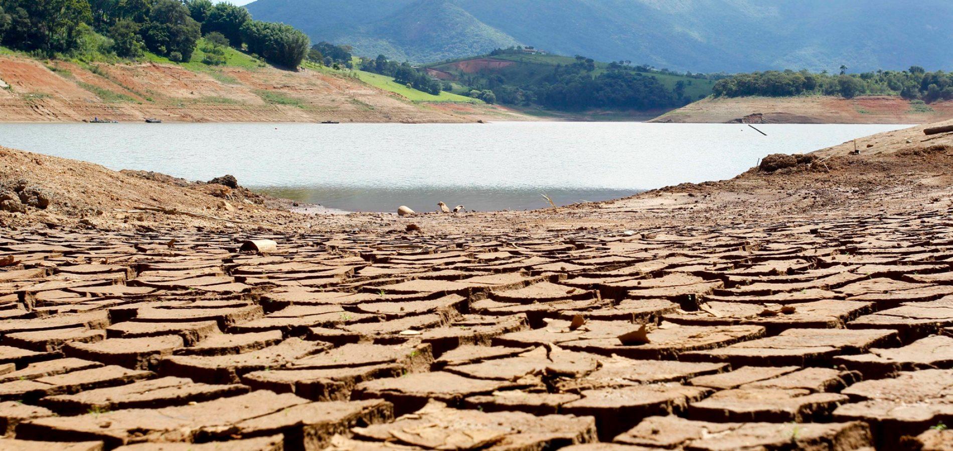 Município de Aurora deve decretar situação de emergência por conta da seca