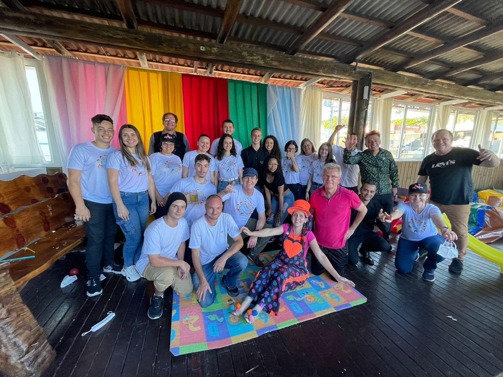 """Primeiro """"Dia da Criança Feliz"""" é sucesso de público em Ituporanga"""
