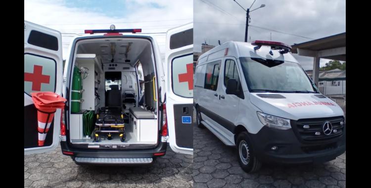Administração de Ituporanga adquire nova ambulância com recursos próprios