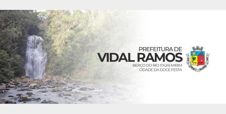 Mutirão de castração será realizado em Vidal Ramos no domingo (24)