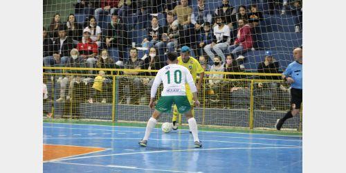 Rio do Sul busca vitórias para avançar a final da Copa Catarinense de Futsal